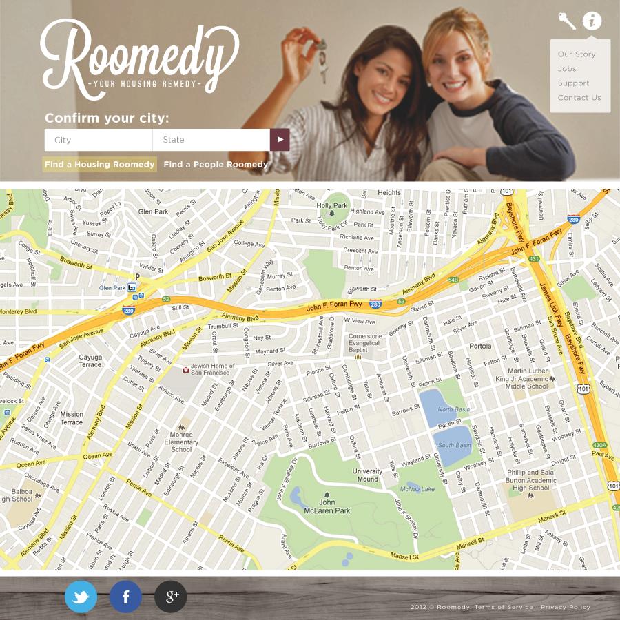 Roomedy